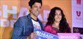 Vidya And Farhan At Shaadi Ke Side Effects Launch