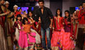 Vikram Phadnis Show At Rajasthan Fashion Week 2013