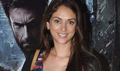 Aditi Rao Hydari At Wolverine Screening