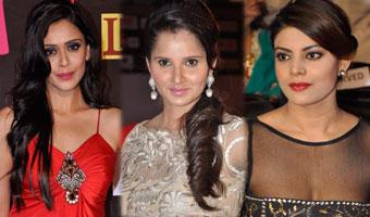 Celebs At Women's Prerna Awards