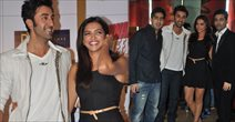 Ranbir And Deepika At The Launch Of Yeh Jawaani Hai Deewani In PVR  Juhu