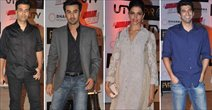 CELEBS At Yeh Jawani Hai Deewani Movie Premiere Show in PVR