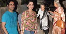 Salman's Family Hosts Special Screening Of Yeh Jawani Hai Deewani At Ketnav