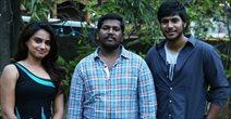 Yaaruda Mahesh Movie Team At Press Show