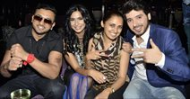 Yo Yo Honey Singh On Location Of Film Zaalim Dilli At Cavalli Club