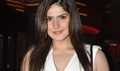 Zarine Khan At Jobs Premiere
