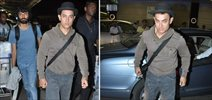 Aamir leaves for US in his dhoom  3 look