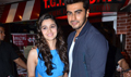 Alia And Arjun At 2 States Book Launch