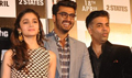 2 States Movie First Look Launch