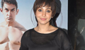 Anushka Sharma Unveils 4th PK Poster