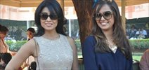 Shriya Saran At The ABV Nucleus Indian 2000 Guineas