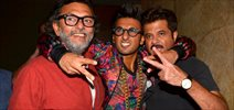 Anil Kpaoor Hosts Special Screening Of Khoobsurat