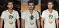Arjun Kapoor Meets His Fans At An All Female 2 States Screening