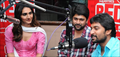 Aaha Kalyanam Team at Red FM