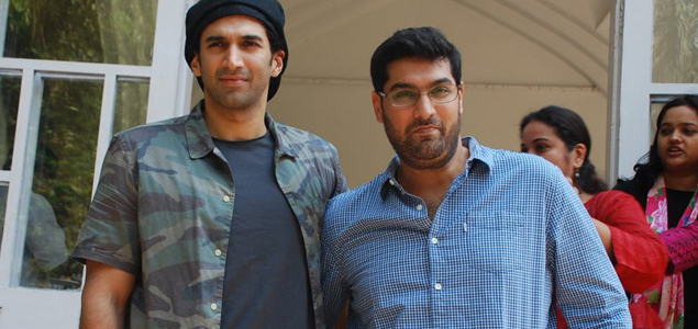 Aditya Roy Kapur and Kunaal Roy Kapur Inaugurate Cera Fest