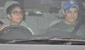Aamir Khan & others at Karan Johar's house
