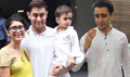 Aamir And Imran's Eid Celebrations