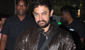 Aamir Khan Snapped At Domestic Airport