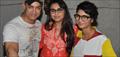 Aamir Khan And Rani At Mardaani Screening