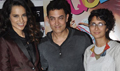 Aamir Khan At Queen Movie Screening
