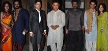 Celebs At Aamir Khan's Diwali Bash