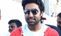 Abhishek Bachchan At DNA Marathon
