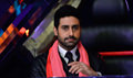 Abhishek Bachchan Promotes Happy New year on India's Raw Star