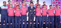 Abhishek Announces His Kabbadi Team Pink Panthers