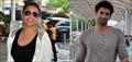 Aditya And Parineeti Depart For Delhi Daawat-E-IShq Promotions