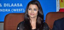 Aishwarya Rai At UNAIDS Awareness Event