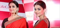 Aishwarya Rai at Launching Lifecell Public Stem Cell Banking