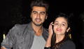 Alia & Arjun Promote 2 States