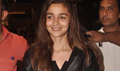 Alia Bhatt Returns From Shaandar London Schedule