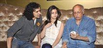 Alia, Mahesh Bhatt & Imtiaz Ali promote 'Highway'