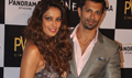 Bipasha & Karan Singh At Alone First Look Launch