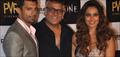 Bipasha & Karan Singh At Alone First Look Launch