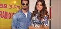 Bipasha & Karan Promote Alone On Radio Mirchi