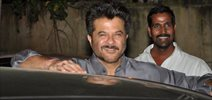 Anil Kapoor Snapped In Juhu