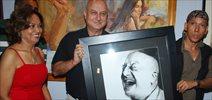Anupam Kher Innagurates India Art Fest