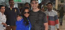 Arpita Khan Returns From Post Her Wedding