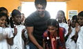 Actor Arun Vijay's Birthday At Udhavum Karangal