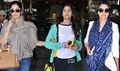 Asin, Sridevi Returns From SIIMA