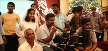 Azhagu Kutty Chellam Working Stills