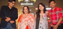 Singer Kavita Seth And Arnab Goswami At KC College BMM Fest BLITZKRIEG 2014