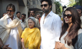 Bachchans And Other Celebs Vote for Elections India 2014