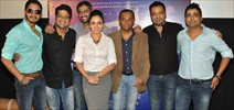 Shreyas Talpade And Amruta At Baji First Look Launch