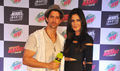 Hrithik & Katrina at Bang Bang Mountain Dew Event