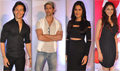 Bang Bang special screening hosted by Hrithik Roshan