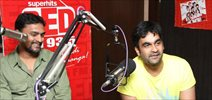 Basanthi Team at Red FM