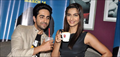 Promotion of 'Bewakoofiyaan' at Cafe Coffee Day